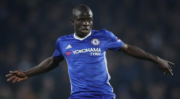 N'Golo Kante is targeting a Premier League and FA Cup double in his first season at Chelsea