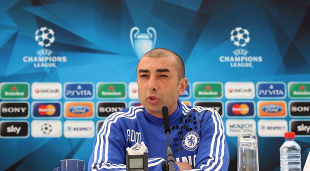 Roberto Di Matteo won Chelsea's first Champions League title as interim manager in 2012