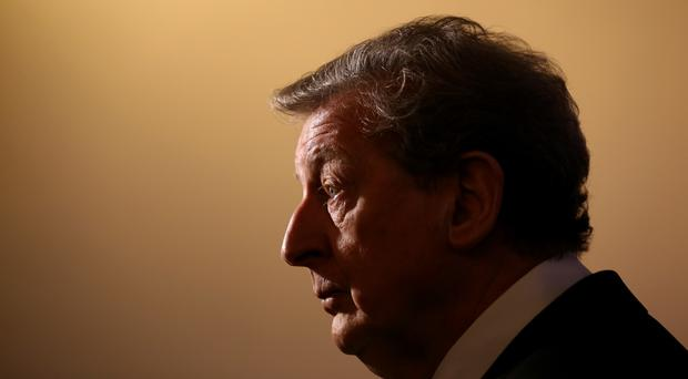 Roy Hodgson might be a contender for the Middlesbrough job