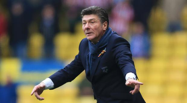 Walter Mazzarri is aware of Crystal Palace's improvement