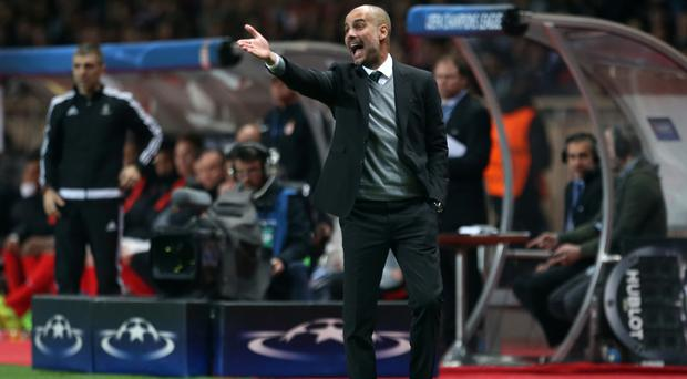 Manchester City manager Pep Guardiola could be ready to wield the axe in the summer