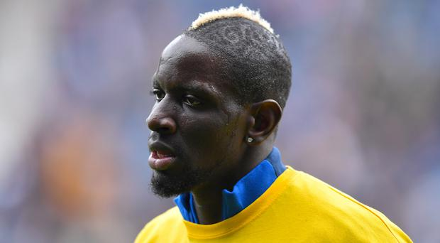 Crystal Palace's Mamadou Sakho has been praised