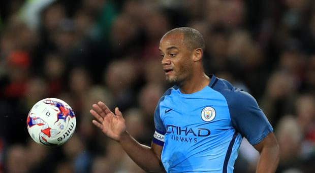 Vincent Kompany has been left out by Manchester City and Belgium in recent weeks