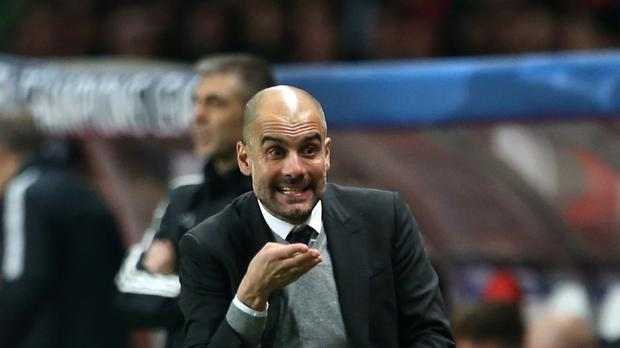 Pep Guardiola's Manchester City host Liverpool this weekend