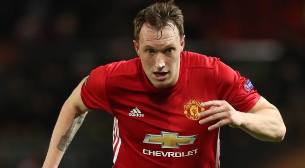 Phil Jones has been banned for breaching anti-doping rules