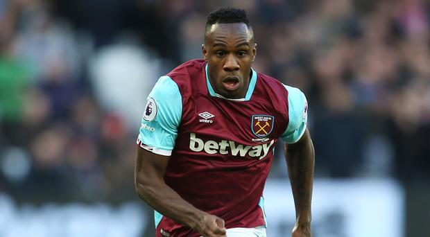 Michail Antonio's England participation is in doubt