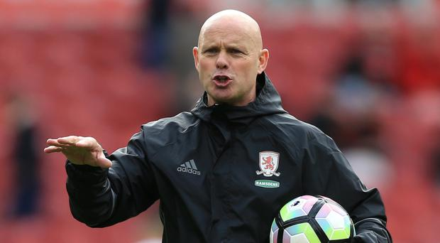 Boro have turned to Steve Agnew