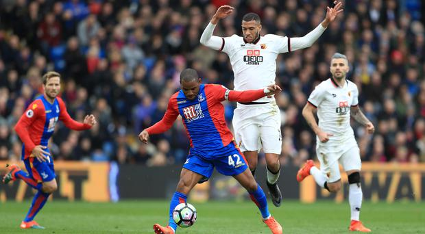 Jason Puncheon's Crystal Palace have won their past three matches