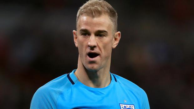 Former England keeper David Seaman believes Joe Hart, pictured, is still the best in the country