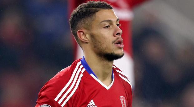 Middlesbrough's Rudy Gestede is backing interim head coach Steve Agnew to see out the season