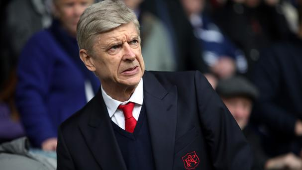 Wenger admits that Arsenal 'cannot waste points'