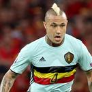 Belgium's Radja Nainggolan has been linked with Premier League leaders Chelsea