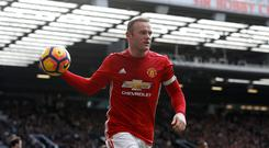 Wayne Rooney has struggled for games and goals at Manchester United this season.