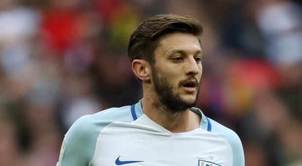 There is speculation Adam Lallana could be out for up to a month