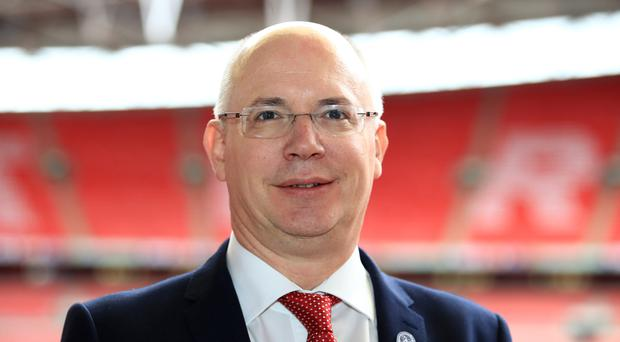 EFL chief executive Shaun Harvey says Video Assistant Referees could be deployed in the EFL Cup as soon as next August
