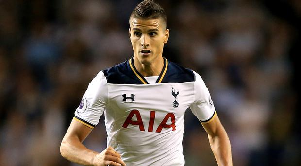 Erik Lamela will not play for Tottenham again this season