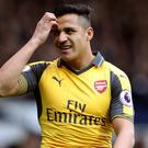 Alexis Sanchez knows he wants to stay in London