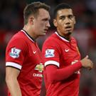 Phil Jones and Chris Smalling were both injured on England duty