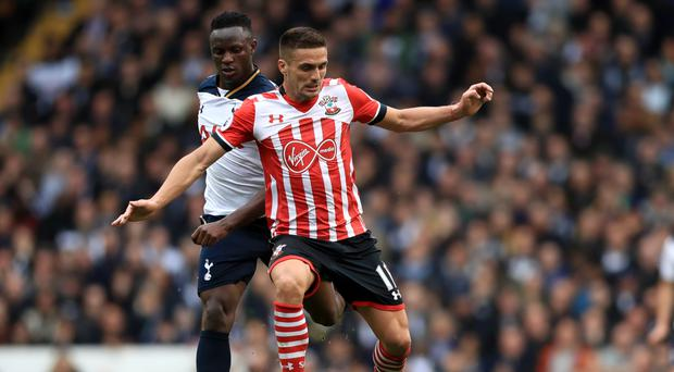 Southampton's Tadic refuses to rule out Liverpool transfer