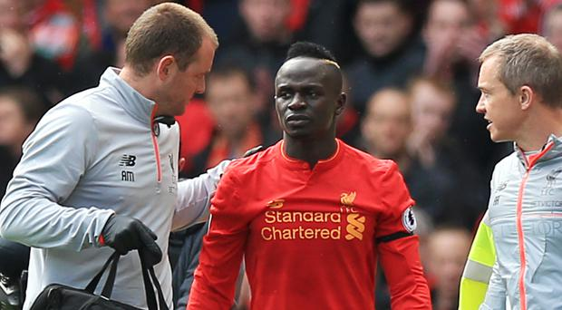 Liverpool forward Sadio Mane is likely to miss Wednesday's visit of Bournemouth