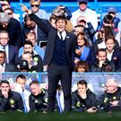 Antonio Conte's Chelsea suffered a shock defeat on Saturday