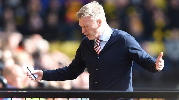 David Moyes: Sunderland know they have to win at Leicester