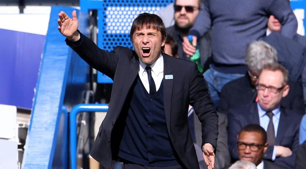 Antonio Conte's Chelsea suffered a shock home defeat to Crystal Palace