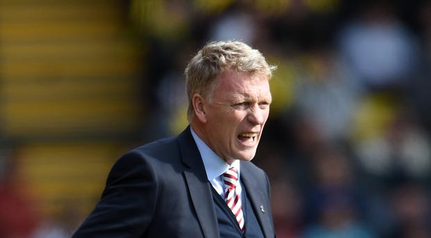 David Moyes has apologised for comments made towards a female reporter