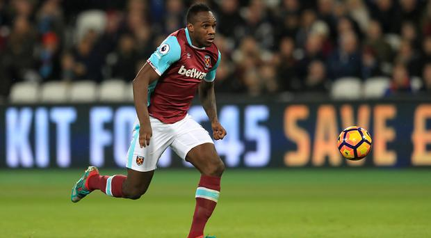 West Ham are poised to offer Michail Antonio a new contract