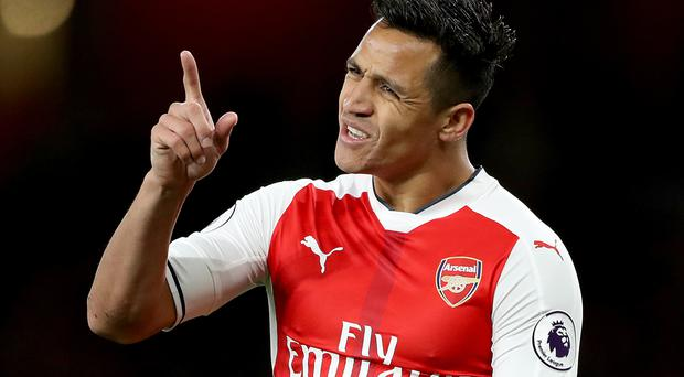 Could Alexis Sanchez be heading to Manchester United?