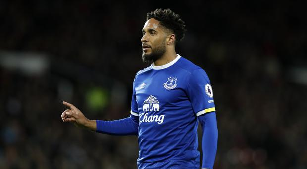 Ashley Williams, pictured, was involved in a heated exchange with team-mate Romelu Lukaku in midweek