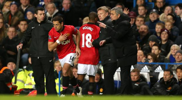 Jose Mourinho would not have allowed Javier Hernandez to leave Manchester United
