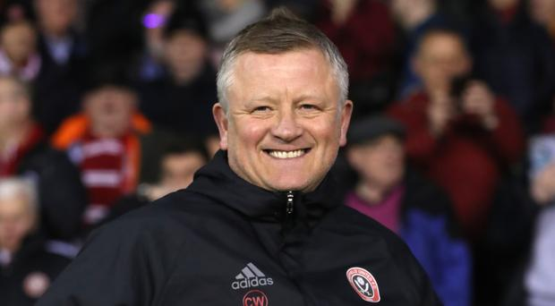 Chris Wilder's Sheffield United are on the brink of promotion