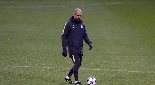 Manchester City manager Pep Guardiola admits he needs to improve