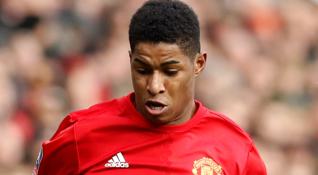 'When I would talk to Marcus Rashford I could see in his eyes that he listened.' Photo: PA