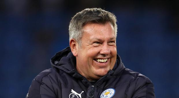 Craig Shakespeare suggested Atletico Madrid will not reslish a trip to Leicester next week
