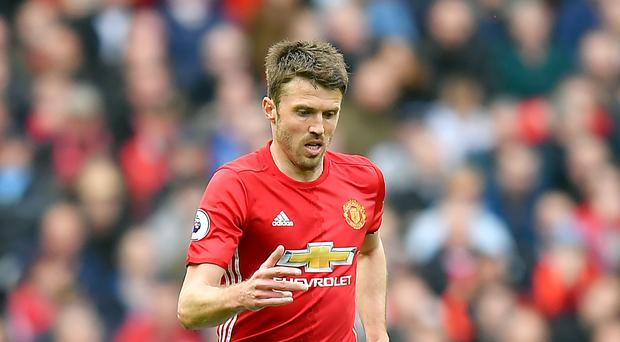 Veteran Manchester United midfielder Michael Carrick was born near Sunderland before starting his career in London at West Ham