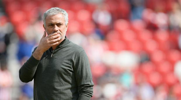 Jose Mourinho is targeting a strong end to the season with Manchester United