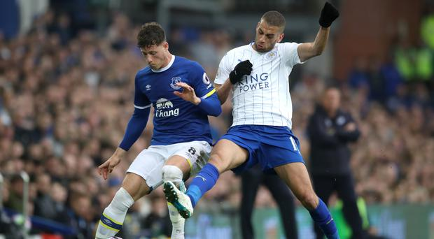 Ross Barkley, left, is out of contract in the summer of 2018