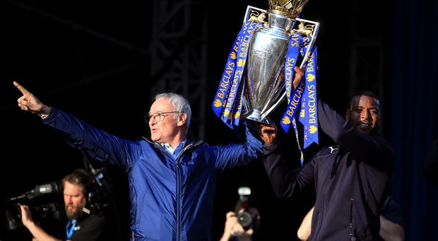 Claudio Ranieri feels he was not betrayed by his players