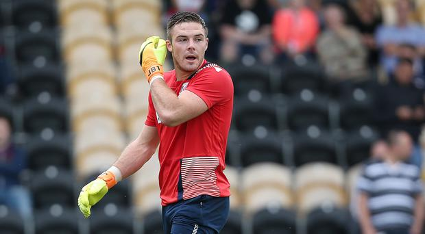 Jack Butland has been out for 13 months