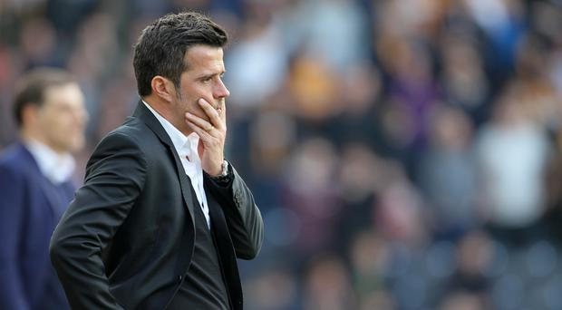 Marco Silva chases his first away win in charge of Hull this weekend