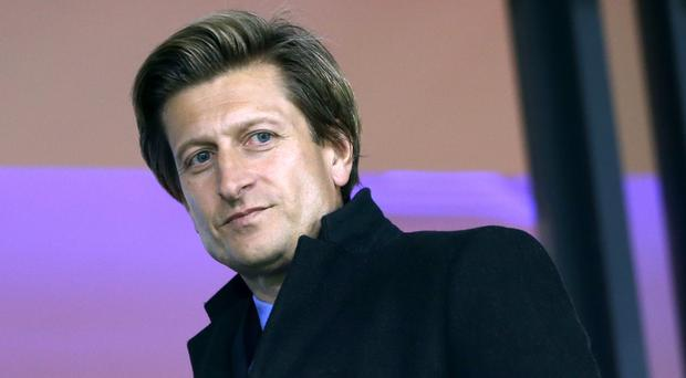 Crystal Palace chairman Steve Parish sees Brexit as a