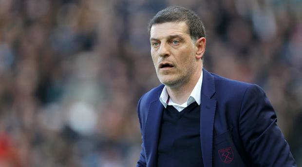 West Ham manager Slaven Bilic recalled a frightening incident while he was managing in Turkey