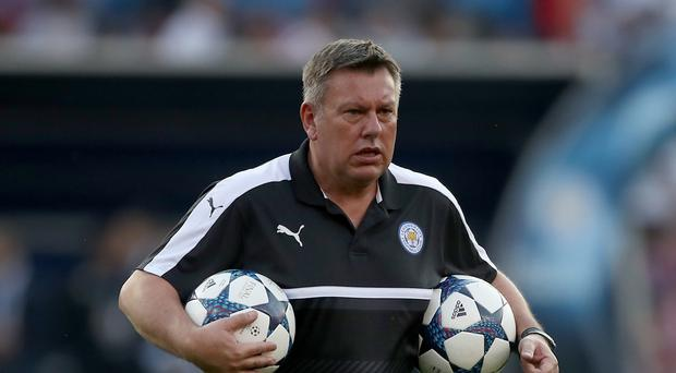 Leicester manager Craig Shakespeare holds no grudges against Sam Allardyce