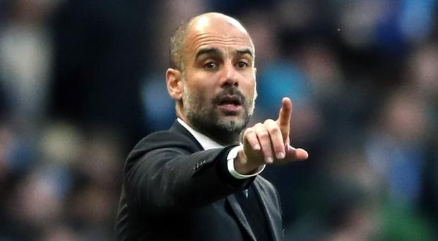 Manchester City manager Pep Guardiola expects a tough test from Southampton