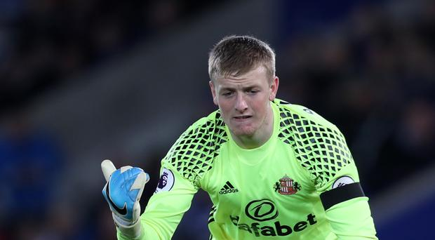 Moyes backing Pickford for stardom