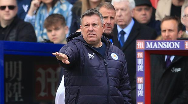 Craig Shakespeare does not think Leicester were distracted by the forthcoming Champions League tie with Atletico Madrid after drawing 2-2 with Crystal Palace