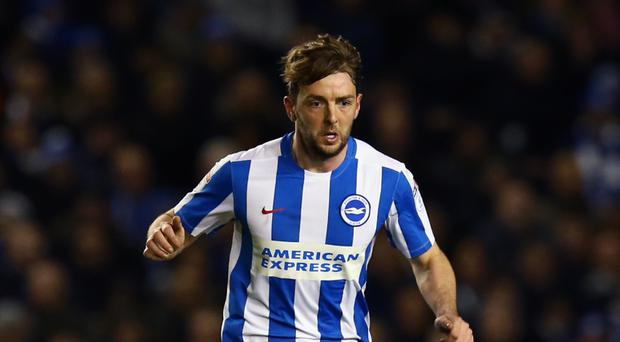 Midfielder Dale Stephens joined Brighton from Charlton in 2014