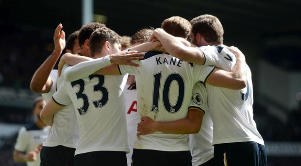 Tottenham thrashed Bournemouth 4-0 on Saturday.